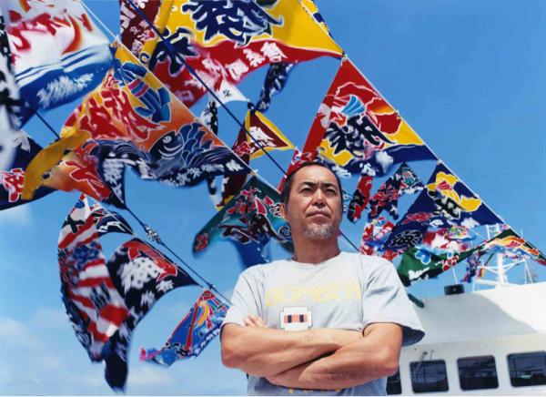 123勝栄丸漁労長さん漁師カレンダー