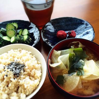 リセット食