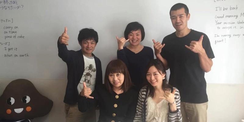 佐々木智子さん英語コンプレックス解消セミナー仙台