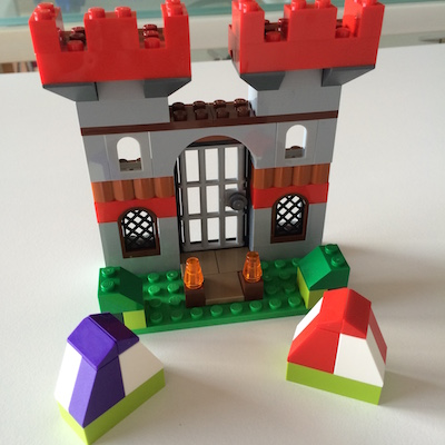 LEGOクラシック・城