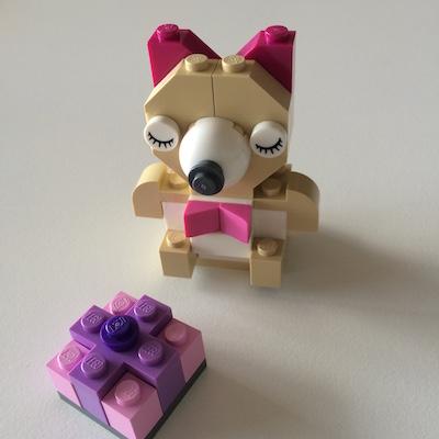 LEGOクラシック・テディベア