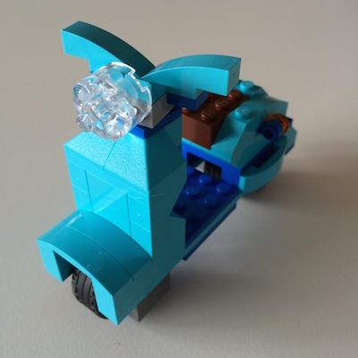 LEGOクラシック・スクーター