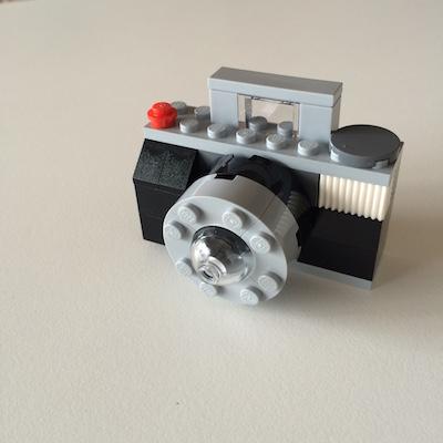 LEGOクラシック・カメラ