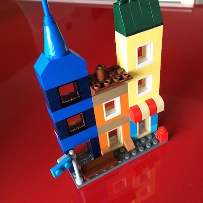 LEGOクラシック・ビル