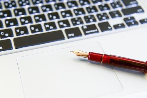 起業準備しながら文章力つける
